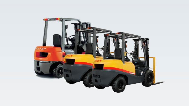 Altınşehir Forklift Kiralama