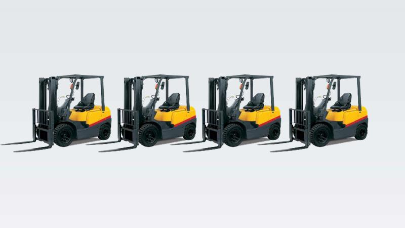 Atakent Forklift Kiralama