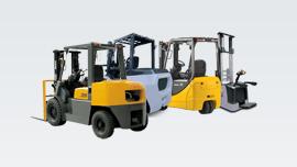 Bahçelievler Kiralık Forklift