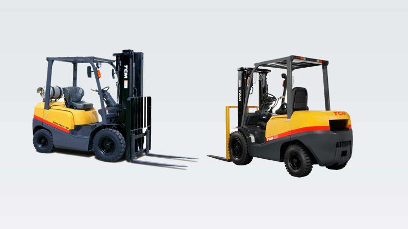 Bahçeşehir Forklift Kiralama