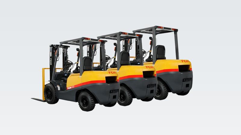 Başakşehir Kiralık Forklift