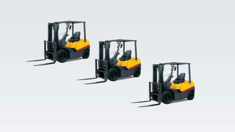 Bayrampaşa Forklift Kiralama