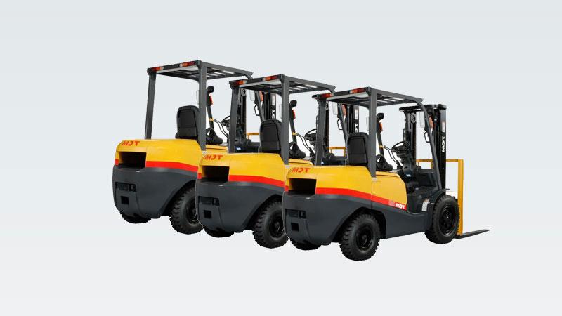 Beşiktaş Forklift Kiralama