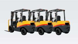 Büyükçekmece Forklift Kiralama