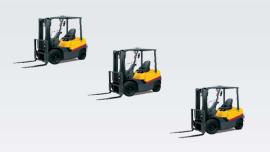 Halkalı Kiralık Forklift