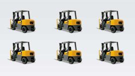 İkitelli Kiralık Forklift