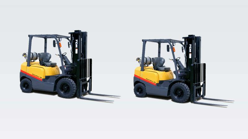 İkitelli OSB Forklift Kiralama