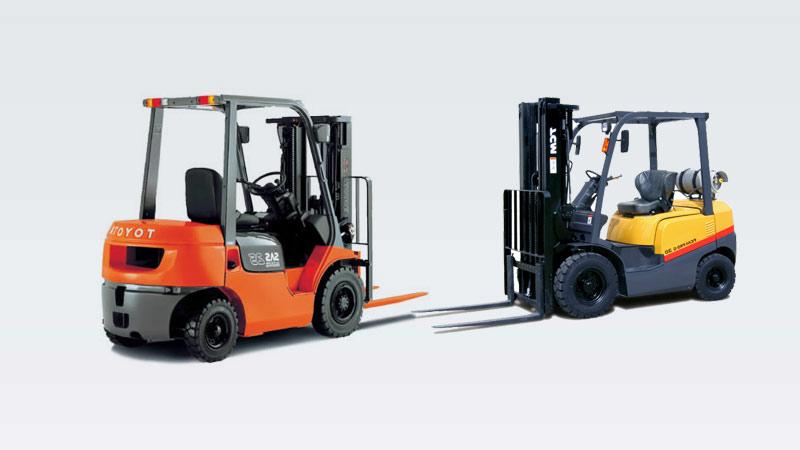 Kocasinan Forklift Kiralama