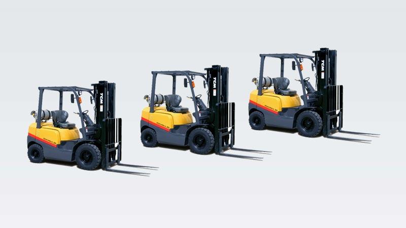 Küçükçekmece Forklift Kiralama