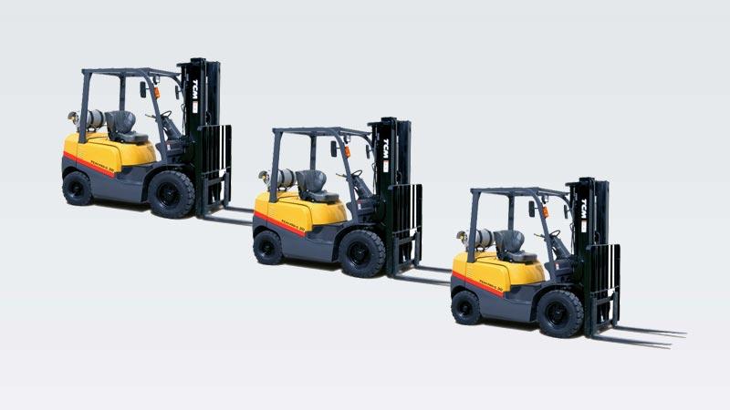 Küçükçekmece Kiralık Forklift