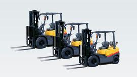 Merter Forklift Kiralama