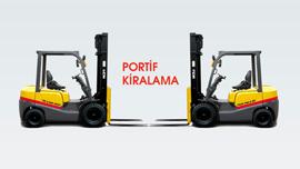Portif Kiralama