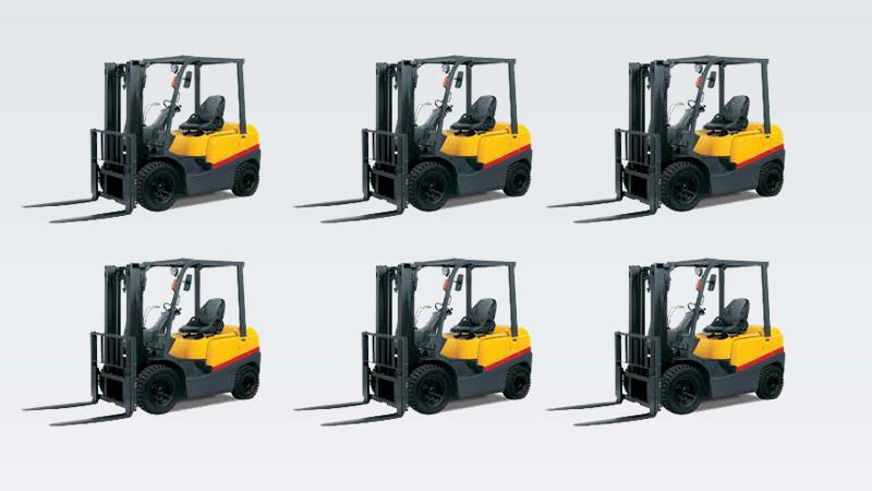 Şirinevler Forklift Kiralama