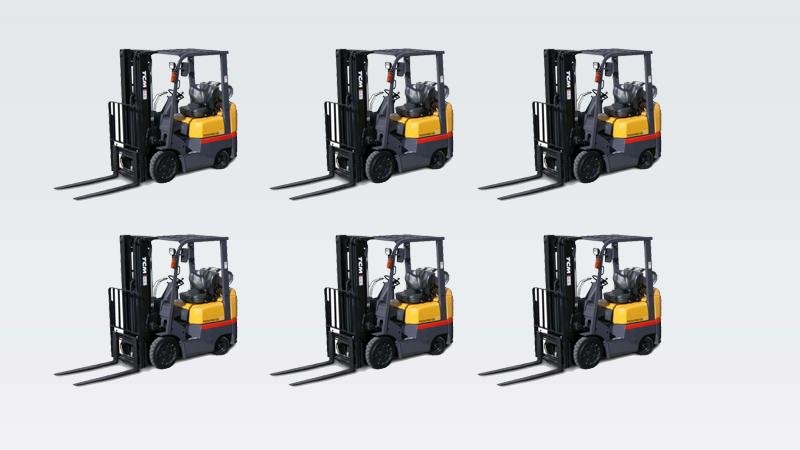 Şirinevler Kiralık Forklift